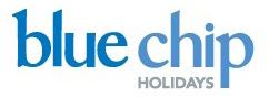 Blue Chip Holiday Cottage Logo 2